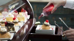 Restaurante Be Our Guest da Bela e a Fera na Disney Orlando: doces