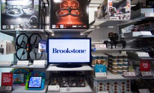 Brookstone Files Bankruptcy to Pursue Takeover by Spencer