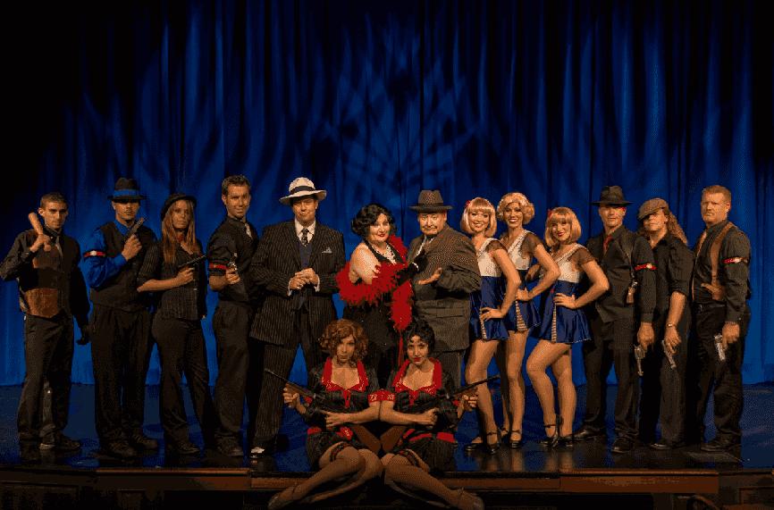 7 jantares com shows em Orlando: Capone's Dinner Show