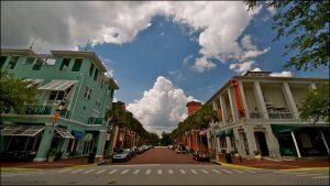 Cidades legais perto de Orlando: Celebration