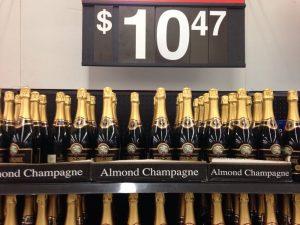 Onde comprar bebidas alcoólicas em Orlando: champagne