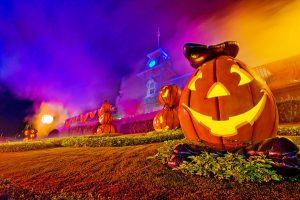 Halloween nos Parques da Disney Orlando 1