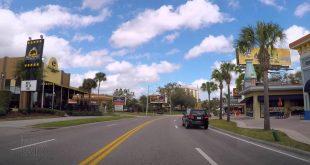 International Drive em Orlando 4
