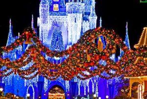 Orlando e Disney no mês de novembro: Natal na Disney