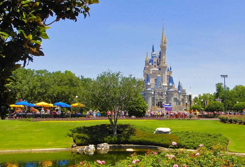 Ingressos dos parques da Disney Orlando