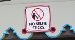 Pau de selfie é proibido nos parques da Disney Orlando