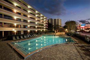 International Drive em Orlando: Outlets Premium: Hotel Rosen Inn