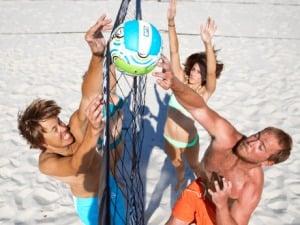Parque Adventure Island Tampa Orlando: vôlei