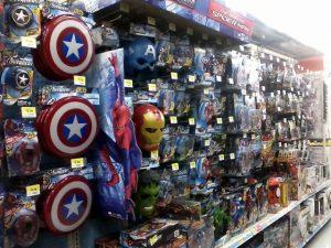 Lojas de brinquedos em Orlando: Walmart