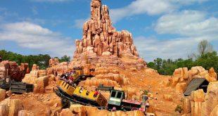 7 atrações e brinquedos do Parque Disney Magic Kingdom Orlando