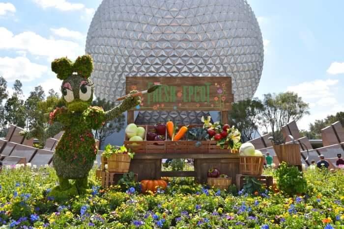 International Food and Wine Festival no Disney Epcot Orlando