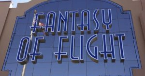 Fantasy of Flight em Orlando