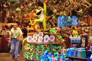 Restaurante Rainforest Cafe Orlando