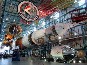 7 atrações do Kennedy Space Center Orlando