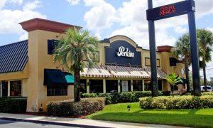 Padaria e restaurante Perkins em Orlando