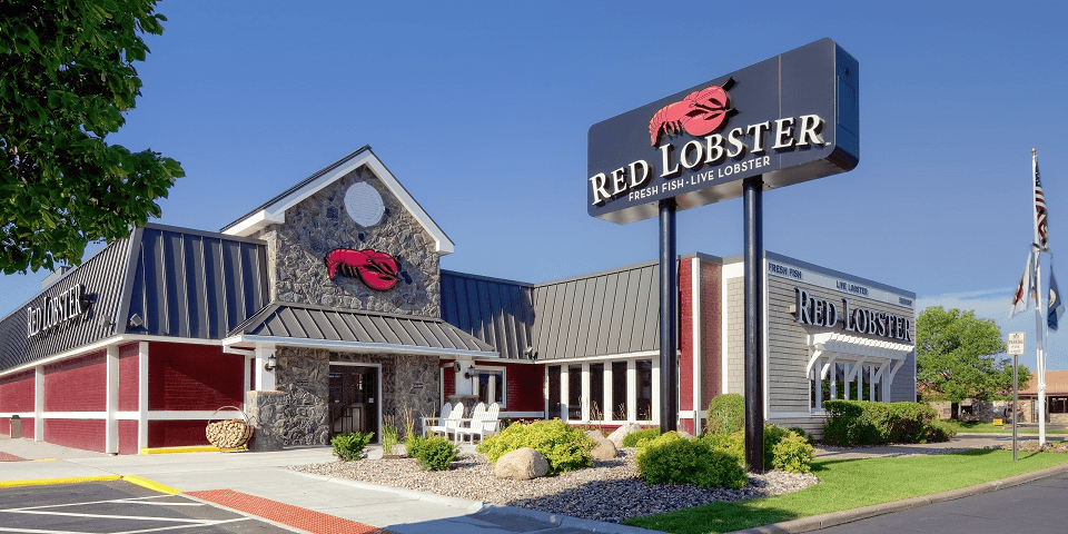 Restaurante Red Lobster em Kissimmee