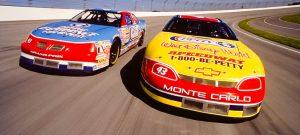 Richard Petty Driving Experience em Orlando: corrida de carros