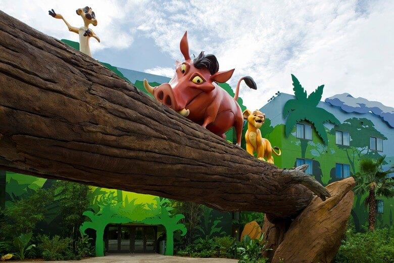 Hotel Disney Art of Animation Orlando