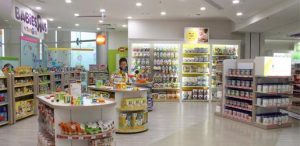 Como ir com bebês para Disney e Orlando: loja Babies R Us