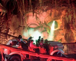 Reforma do Disney Hollywood Studios Orlando: Indiana Jones