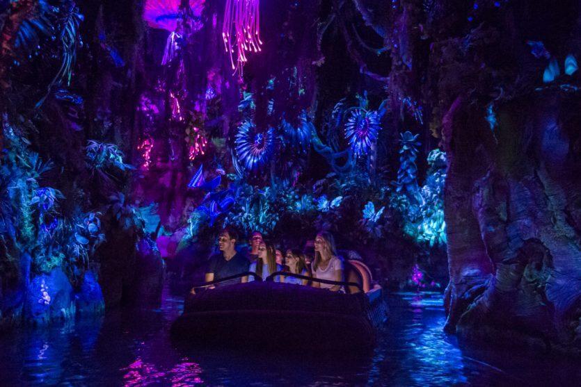 Mundo de Avatar na Disney Orlando: Na'vi River Journey