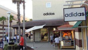 Lojas da Adidas em Orlando