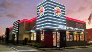 Onde comer Burger King em Orlando