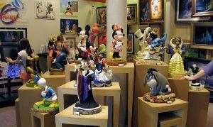 7 locais de compras no Walt Disney World Orlando: The Art of Disney