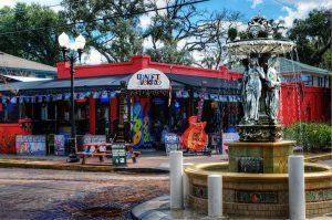 7 restaurantes e cafés emDowntown Orlando
