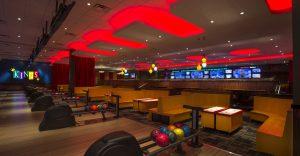 7 lugares legais na International Drive Orlando: boliche Kings Bowl
