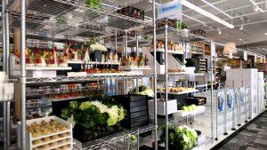 Container Store em Orlando: artigos para casa