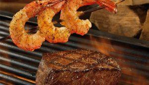 Restaurantes Outback em Orlando: pratos