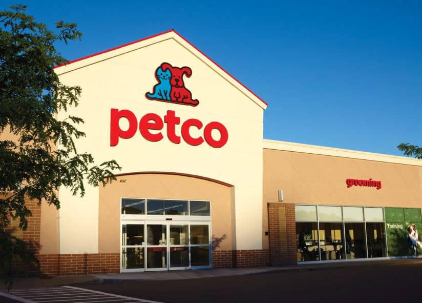 Pet shop Petco em Orlando