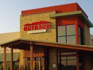 Restaurantes Outback em Orlando