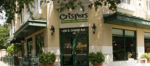 Restaurante de comida natural Crispers em Orlando