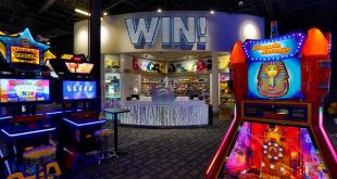 Dave and Busters em Orlando