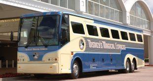 Ônibus Disney Magical Express em Orlando