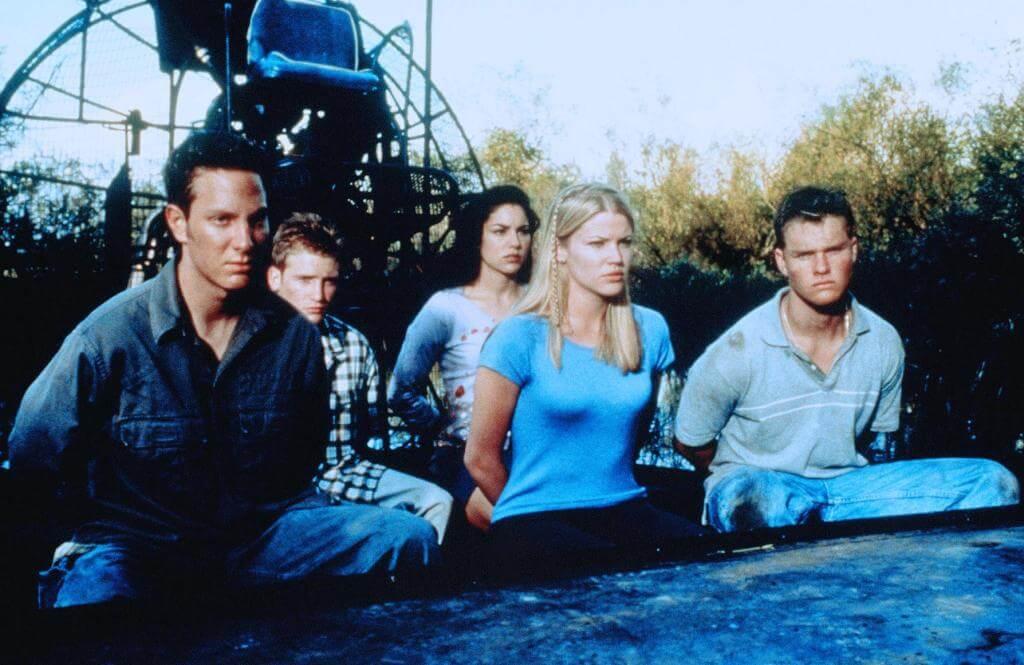 7 programas de TV e filmes feitos no Universal Studios Orlando: filme Resgate no Pântano