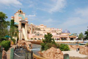 7 atrações e brinquedos do Parque SeaWorld em Orlando: Journey to Atlantis