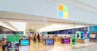 Loja Microsoft em Orlando