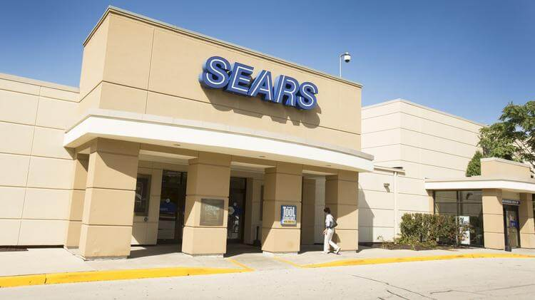 Lojas Sears em Orlando