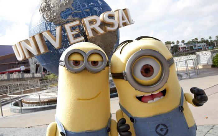 Internet Wi-Fi nos Parques da Universal Orlando