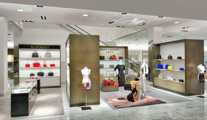 Lojas Neiman Marcus em Orlando: produtos