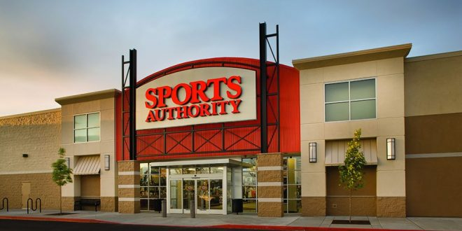 Lojas Sports Authority em Orlando