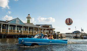 Restaurantes da Disney Springs em Orlando
