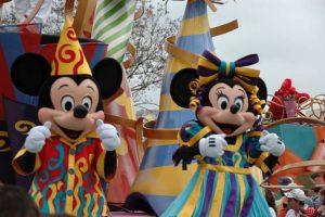 Monte sua programação dos parques Disney em Orlando