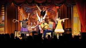Hoop-Dee-Doo Musical Revue na Disney em Orlando