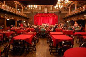 Hoop-Dee-Doo Musical Revue na Disney em Orlando: restaurante