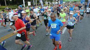 Calendário de corridas e maratonas em Orlando em 2016