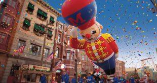 Natal no Universal Studios em Orlando 3